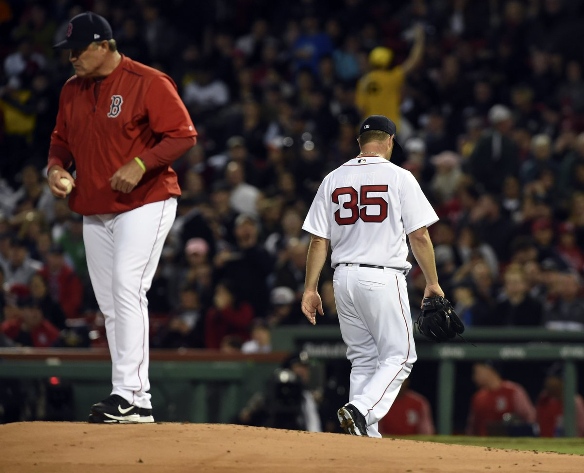 RECAP: Wright, Red Sox split series with Orioles; lose12-5