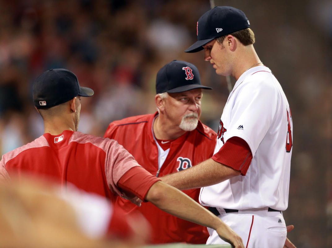 RECAP: Drew Pomeranz stinks it up; #RedSox fail to sweep Tigers in 8-3 loss.