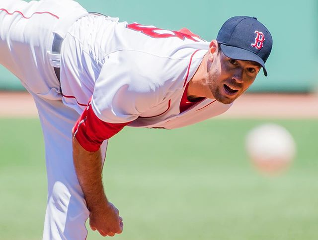 RECAP: Doug Fister makes impressive debut; #RedSox drop series to Angels in 4-2 loss.