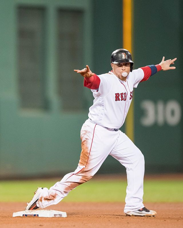 RECAP: Drew Pomeranz and Christian Vazquez lead the way for #RedSox in long 9-2 win.
