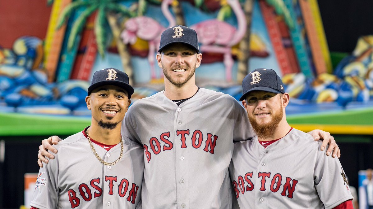 Recapping All-Star Weekend from a #RedSox perspective.