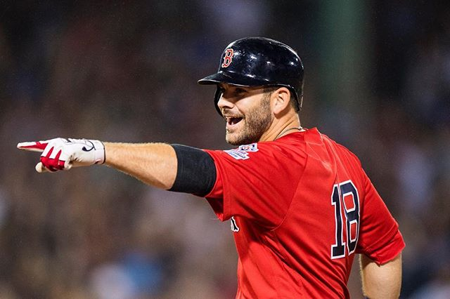 RECAP: Mitch Moreland picks up #RedSox bullpen in exciting 9-6 win over theYankees.