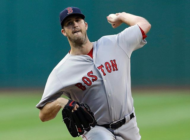 RECAP: Drew Pomeranz bounces back from back spasms by striking out nine; #RedSox defeat Indians 6-1.