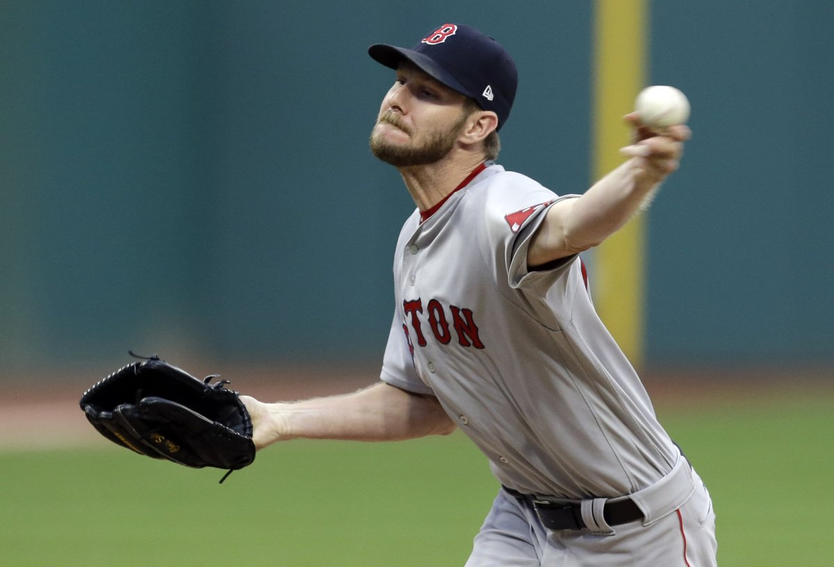 RECAP: Chris Sale gets rocked as #RedSox drop finale to Indians 13-6.