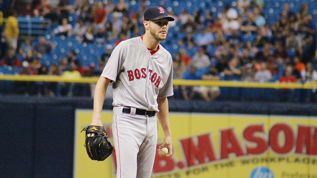 RECAP: Chris Sale strikes out 13 Rays; #RedSox win seventh consecutive game.