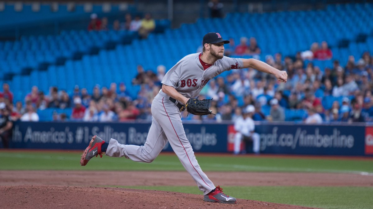 RECAP: Chris Sale records 17th game with at least 10 K's as #RedSox shutout Jays 3-0.