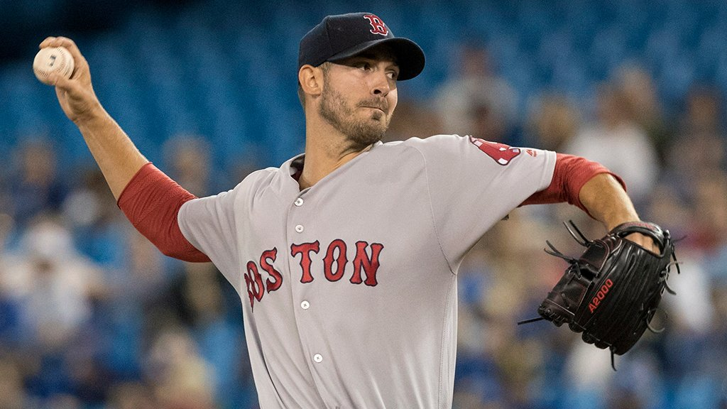 RECAP: Porcello, Ramirez, and Moreland cap off sweep of Jays as #RedSox win 7-1.