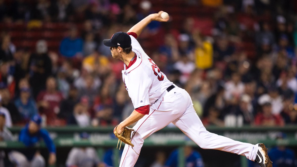 RECAP: Doug Fister strikes out nine as #RedSox take series from Jays with 6-1win.