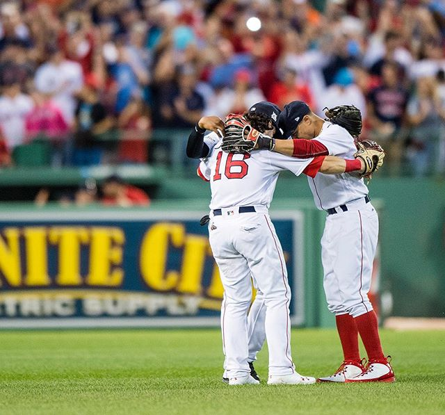 How did this #RedSox team meet your expectations?