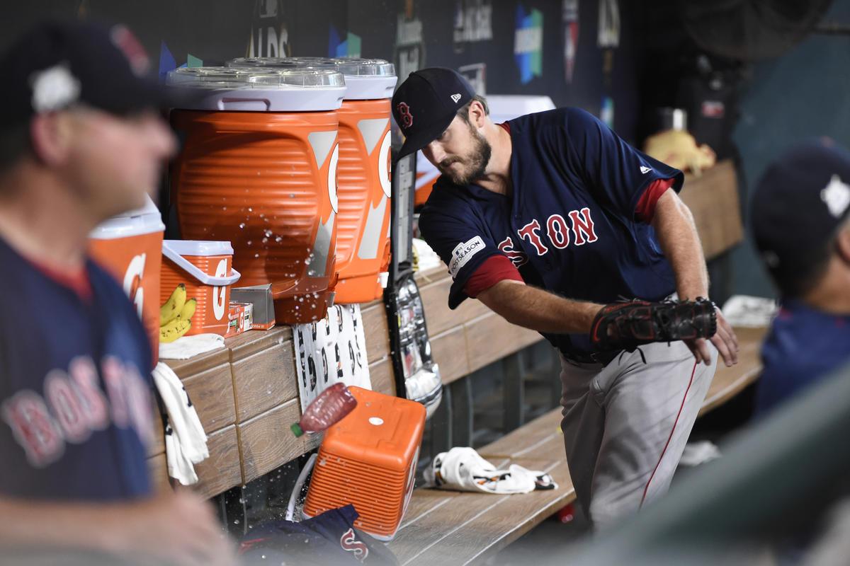 RECAP: Drew Pomeranz allows two home runs as #RedSox fall to Astros 8-2again.