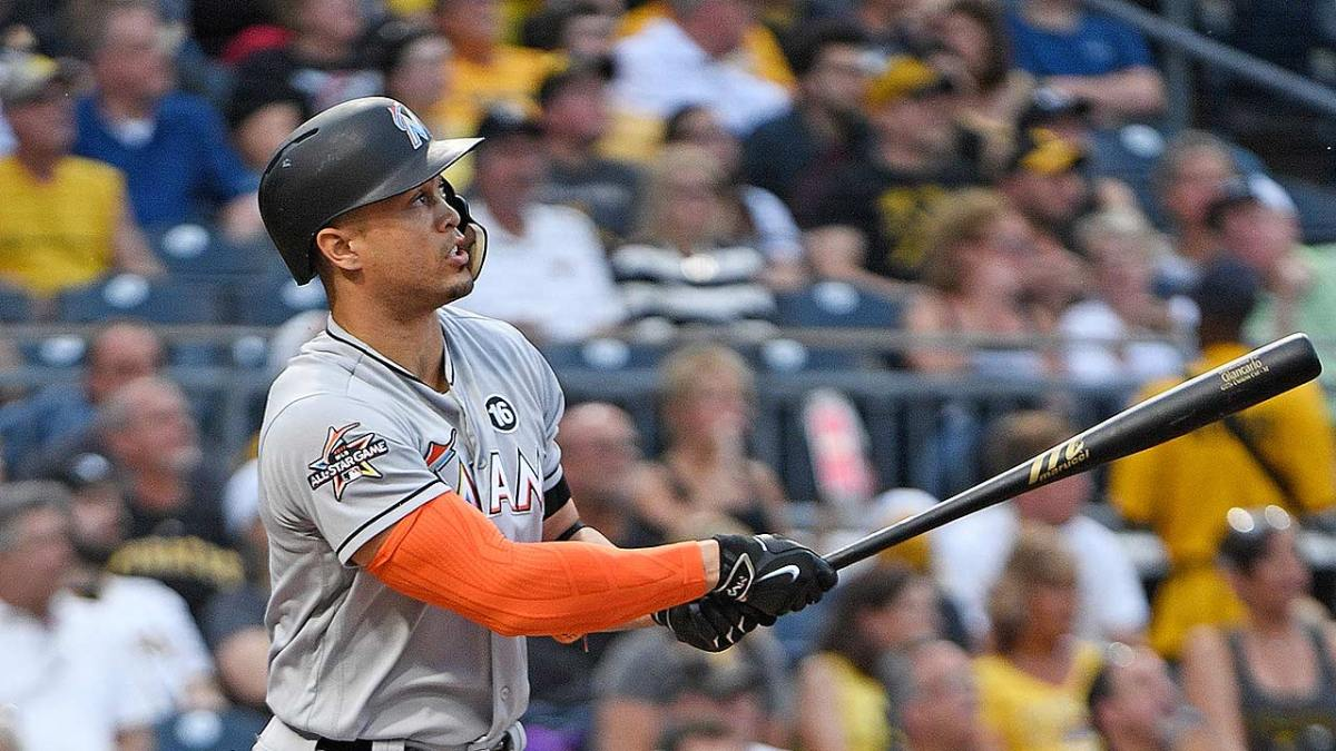 What would a potential Giancarlo Stanton trade look like for the #RedSox?