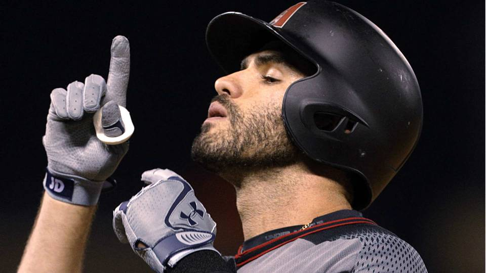 JD Martinez Reportedly Has a Five-Year, $125 Million Dollar Offer on the Table from the #RedSox.