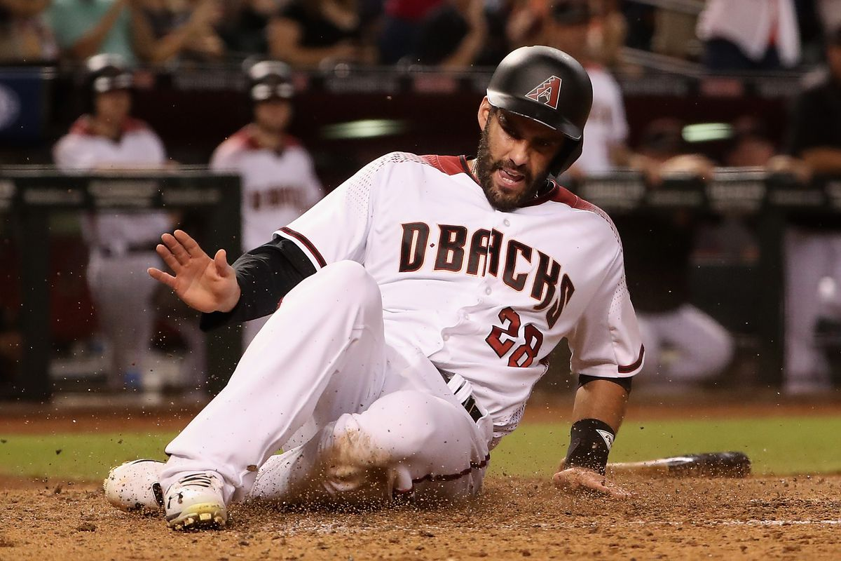 """Per Jon Heyman, The #RedSox Are """"Closing In"""" On a Deal for JDMartinez."""