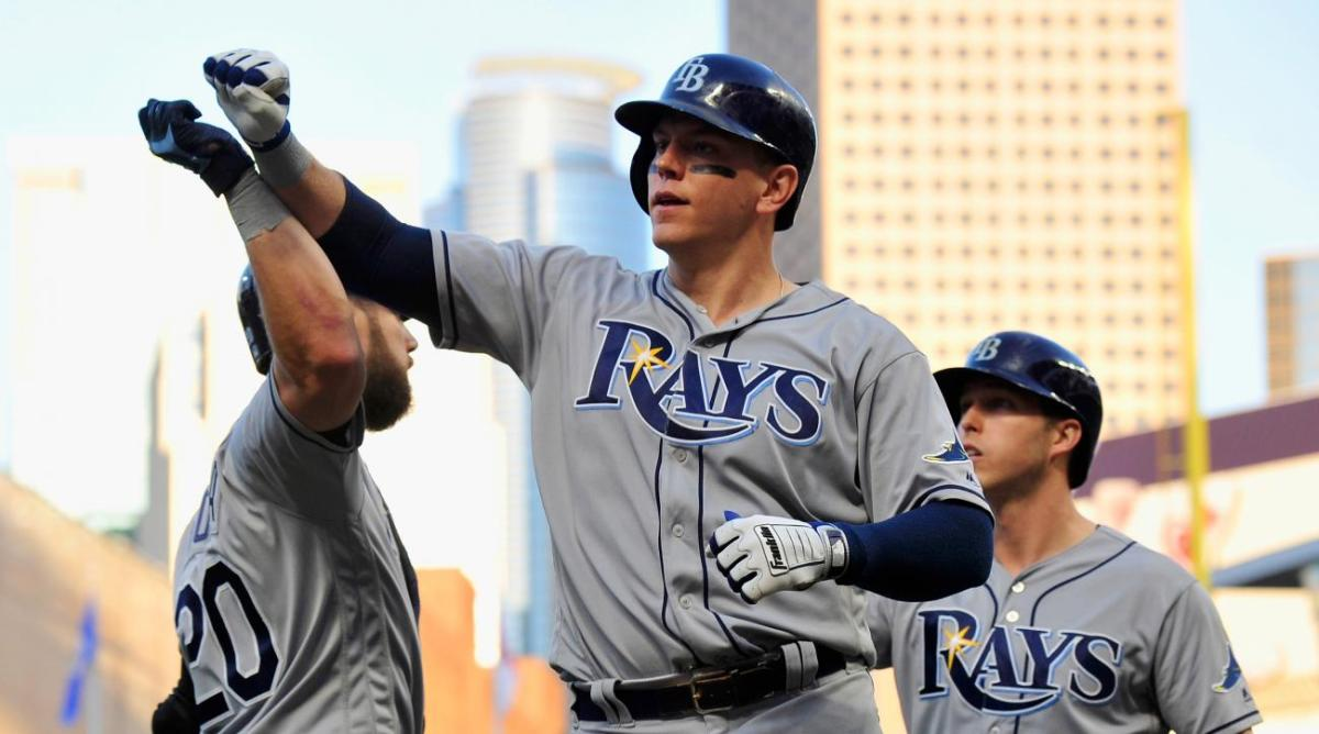 Sunday Morning Read: Logan Morrison to the #RedSox Would Be Interesting.