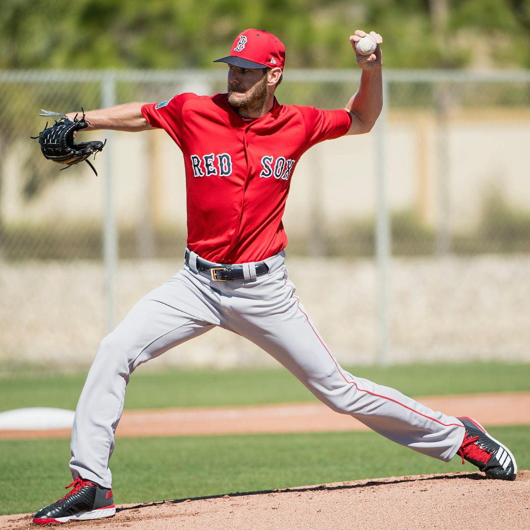 Chris Sale Has Been Named the Opening Day Starter for the #RedSox.