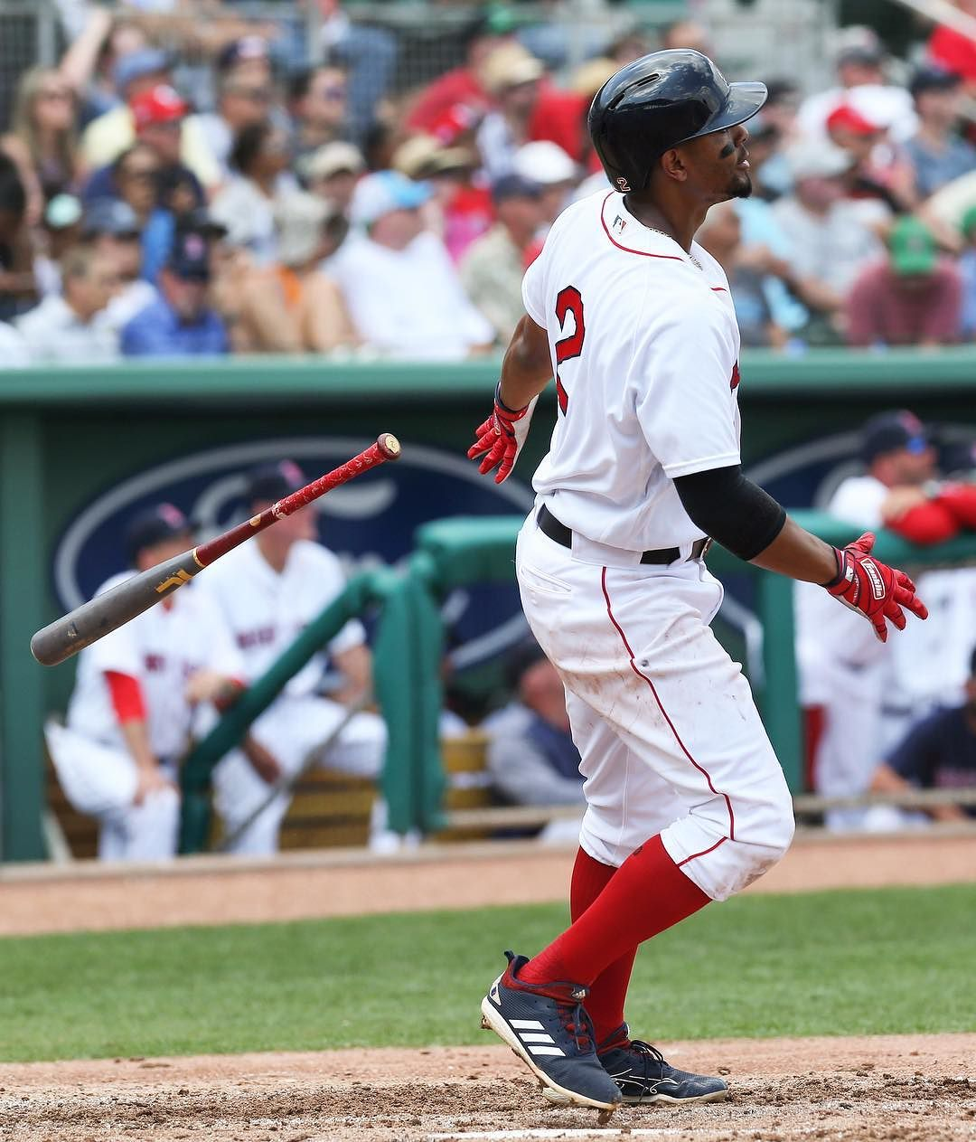 Xander Bogaerts Drove in Two Runs for the #RedSox Today.