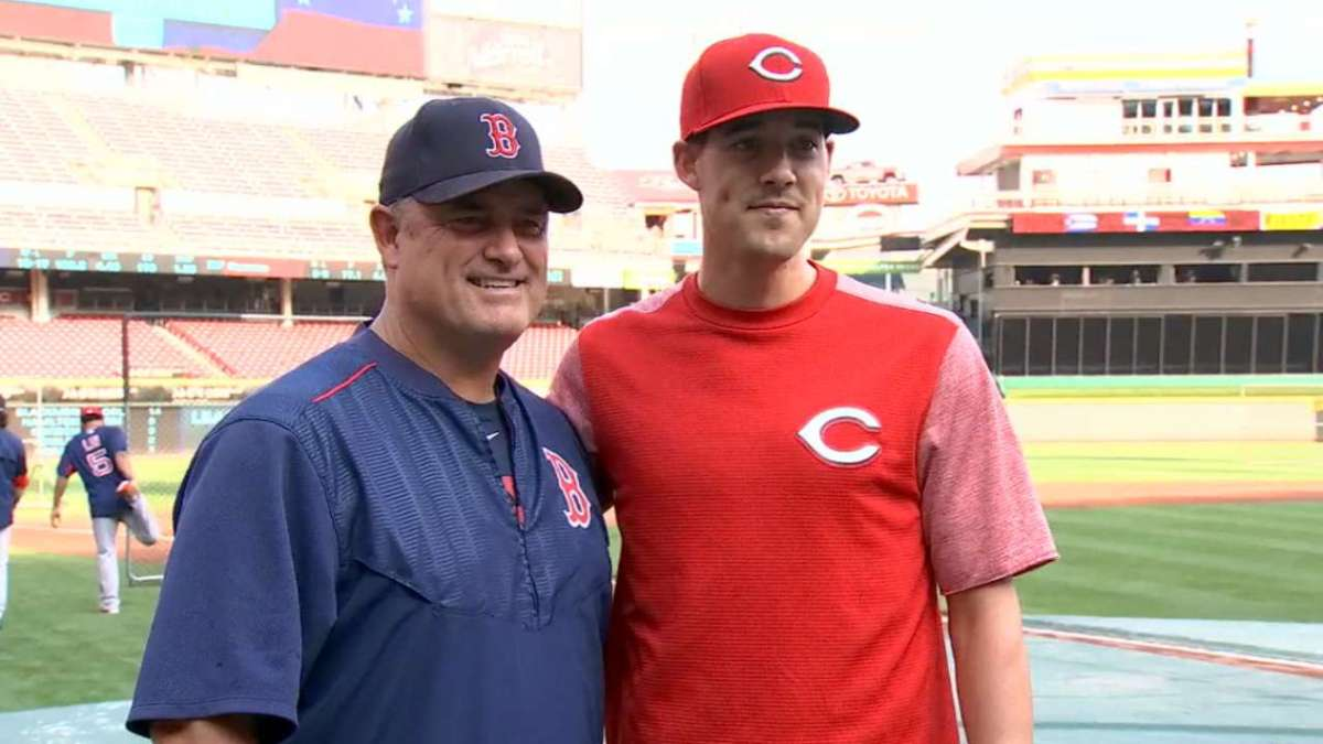 The Cincinnati Reds Have Hired Ex #RedSox Manager John Farrell as a Scout.