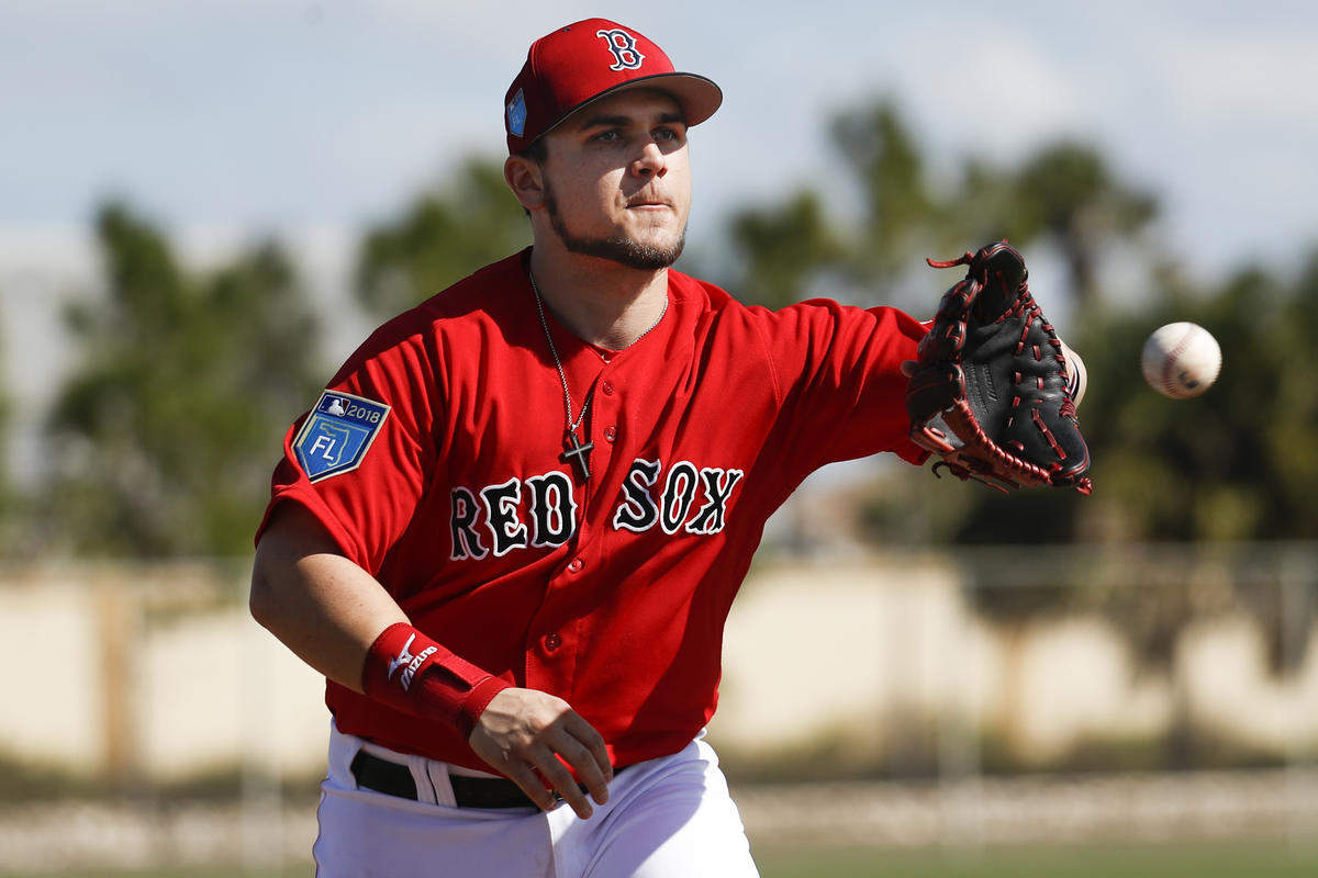 #RedSox #1 Prospect Michael Chavis Has Been Suspened 80 Games for PED Use.