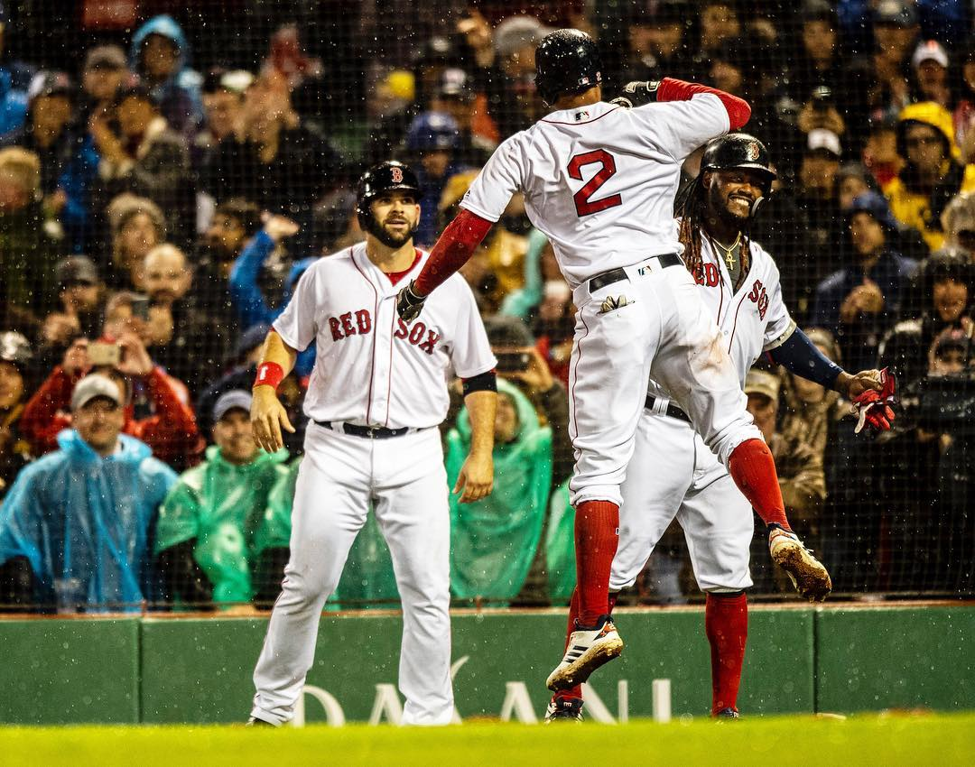 RECAP: Xander Bogaerts' Grand Slam Propels #RedSox to Best April in Franchise History.