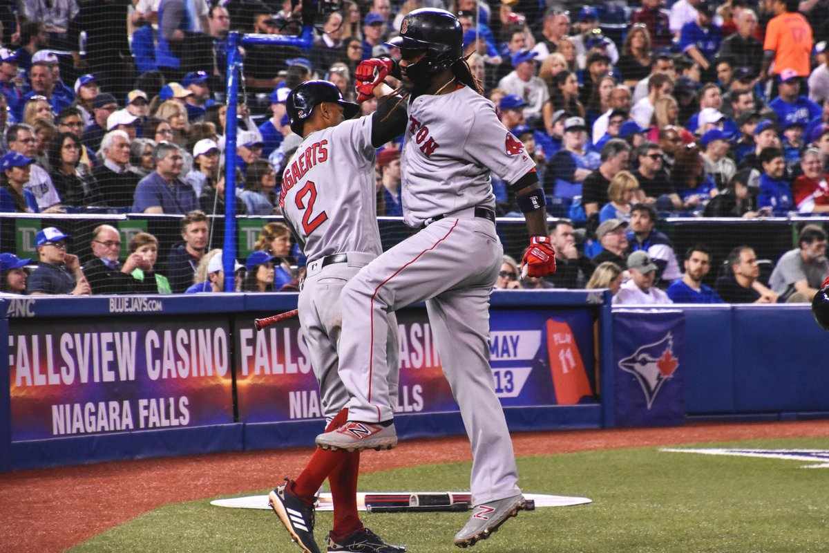 RECAP: Hanley Ramirez Homers for Third Time in Four Days as #RedSox Even Things up with Blue Jays.