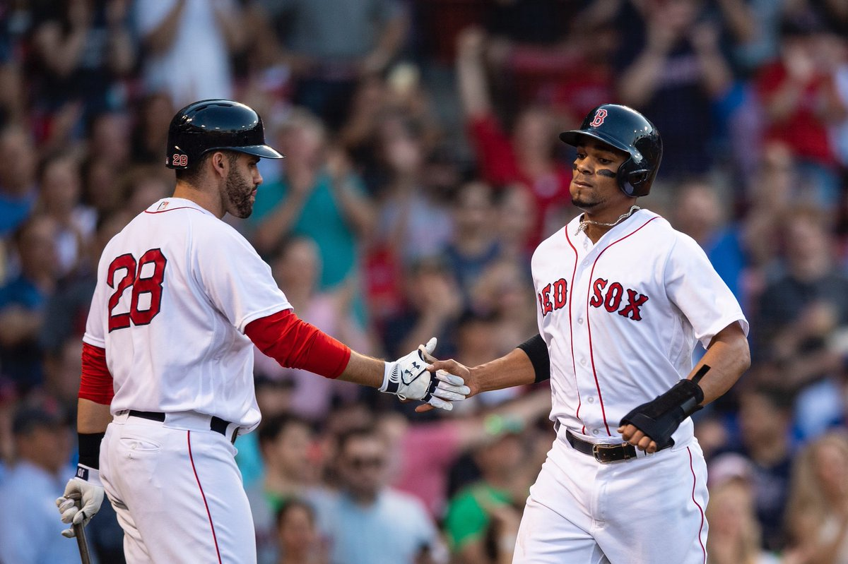 RECAP: Xander Bogaerts and Sandy Leon Launch Late Inning Home Runs as #RedSox Take Care of Business Against Blue Jays.