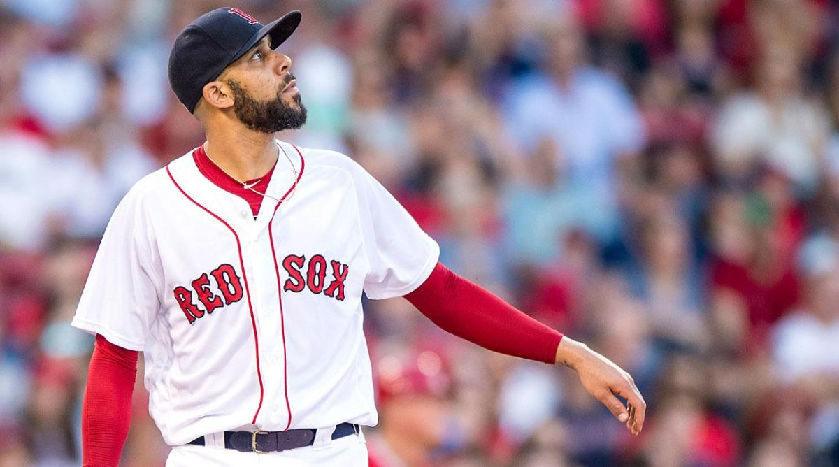 David Price Has Been Diagnosed with Carpal Tunnel Syndrome.