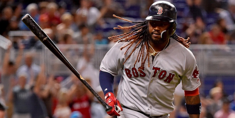 The #RedSox Have Designated Hanley Ramirez for Assignment.