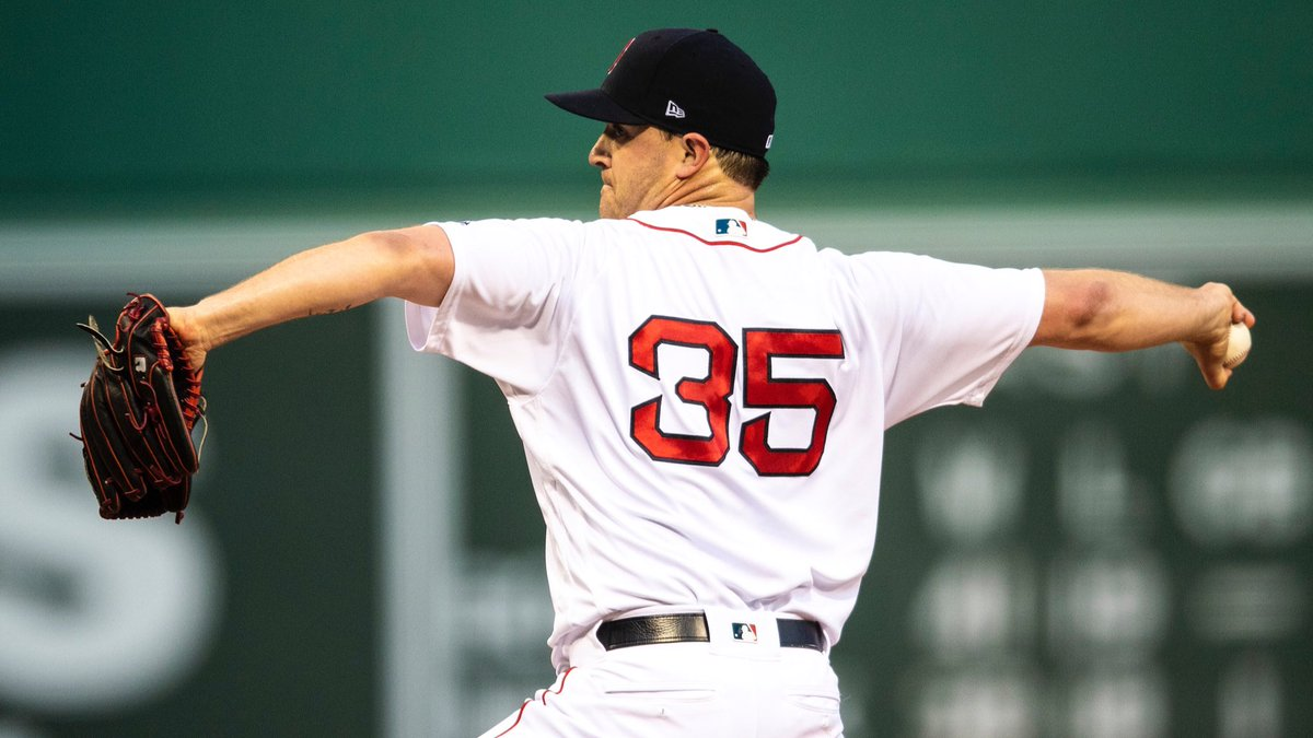 RECAP: Steven Wright Tosses Seven Scoreless Innings in First Start of Season as #RedSox Shutout Tigers.