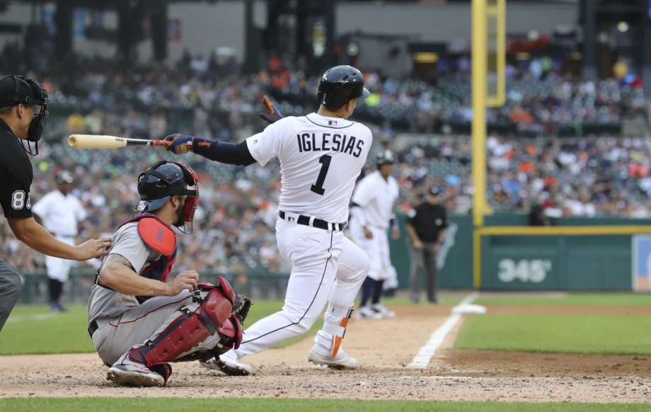 RECAP: Jose Iglesias Goes off Against His Former Team as #RedSox Get Shut out in 5-0 Loss to Tigers.