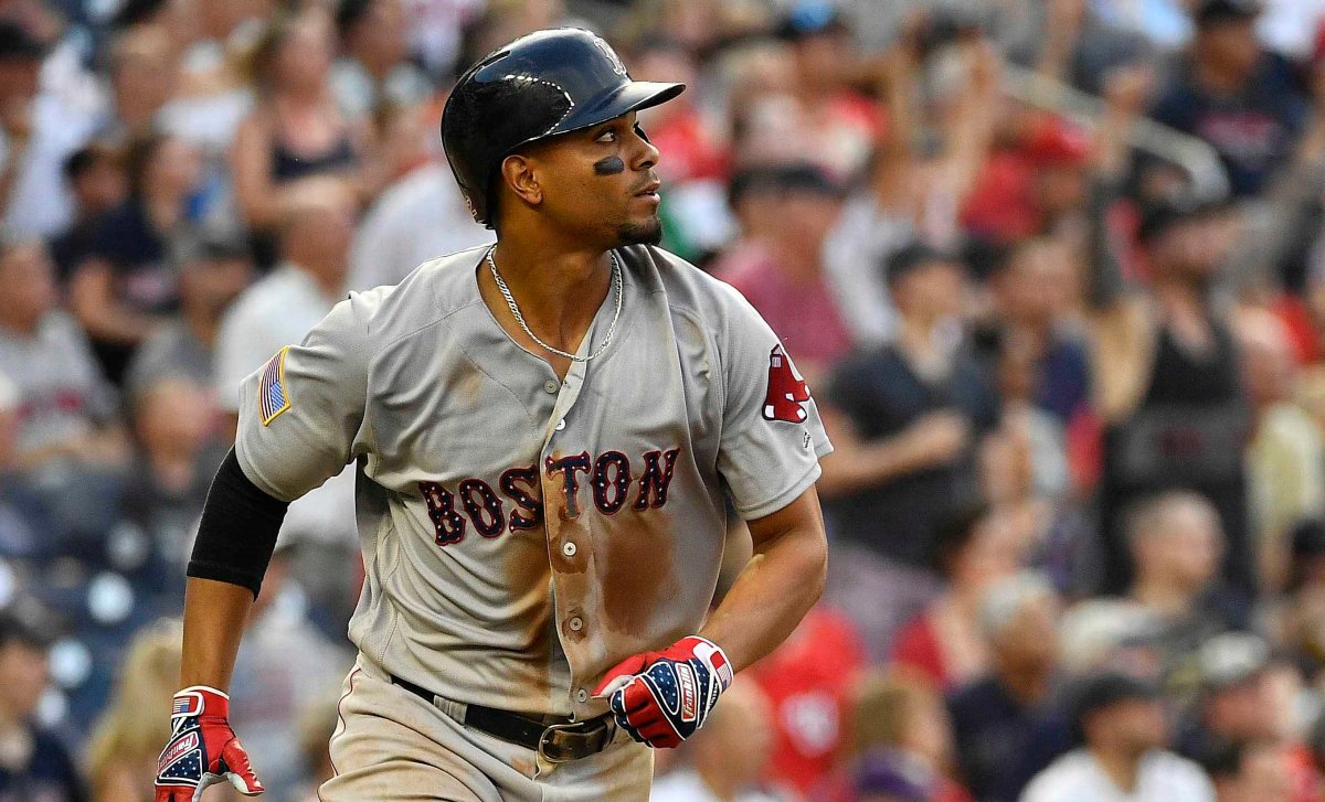 Xander Bogaerts Is Your American League Player of the Week.