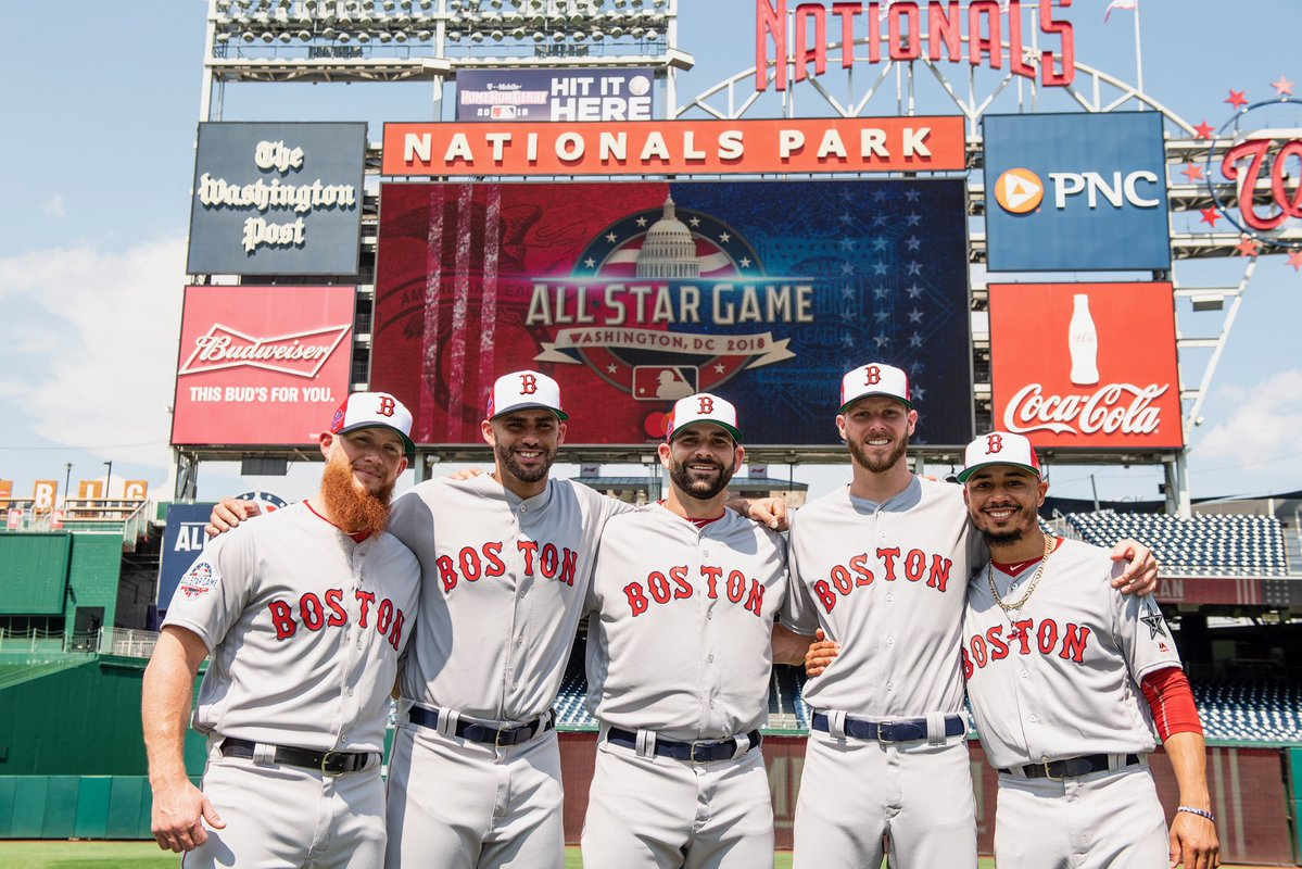 Recapping the All-Star Game from a #RedSox Perspective.