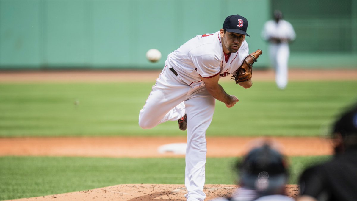 RECAP: Nathan Eovaldi Twirls Gem in Debut as #RedSox Take Series from Twins with 3-0Win.