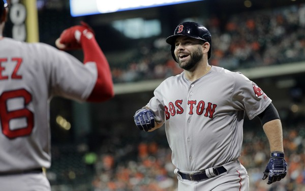 For the First Time in His Career, Mitch Moreland, 32, Is an All-Star.