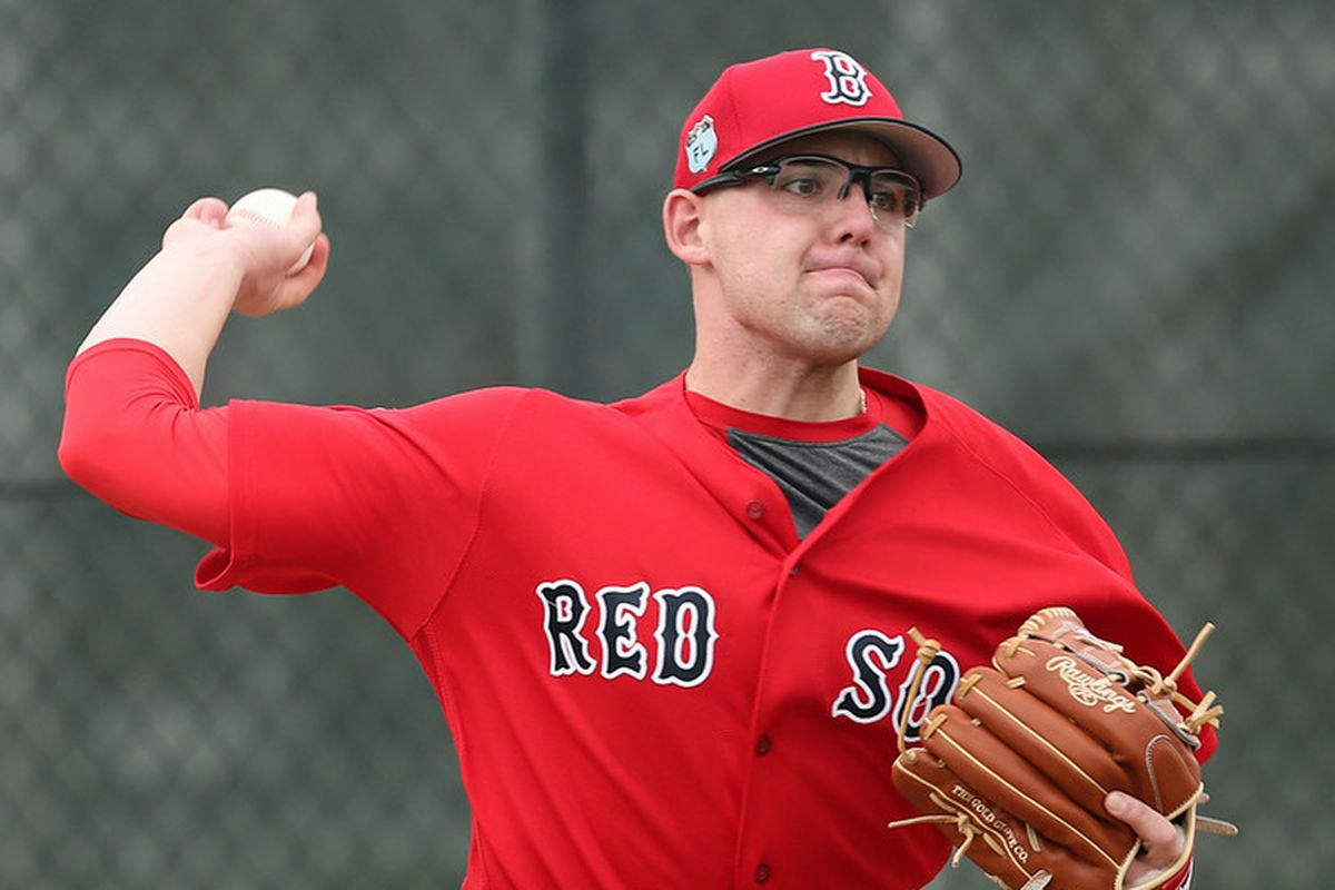 #RedSox Promote Number Six Prospect Mike Shawaryn to Triple A Pawtucket Among Other RosterMoves.
