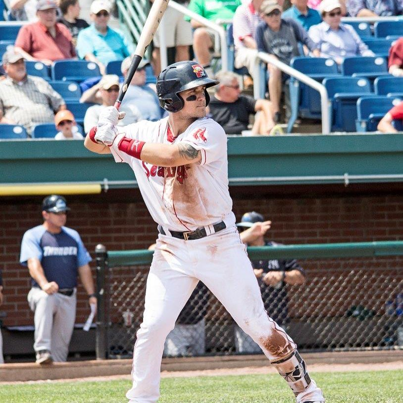 Michael Chavis and Bobby Dalbec Were at It Again for the Portland Sea Dogs onSunday.