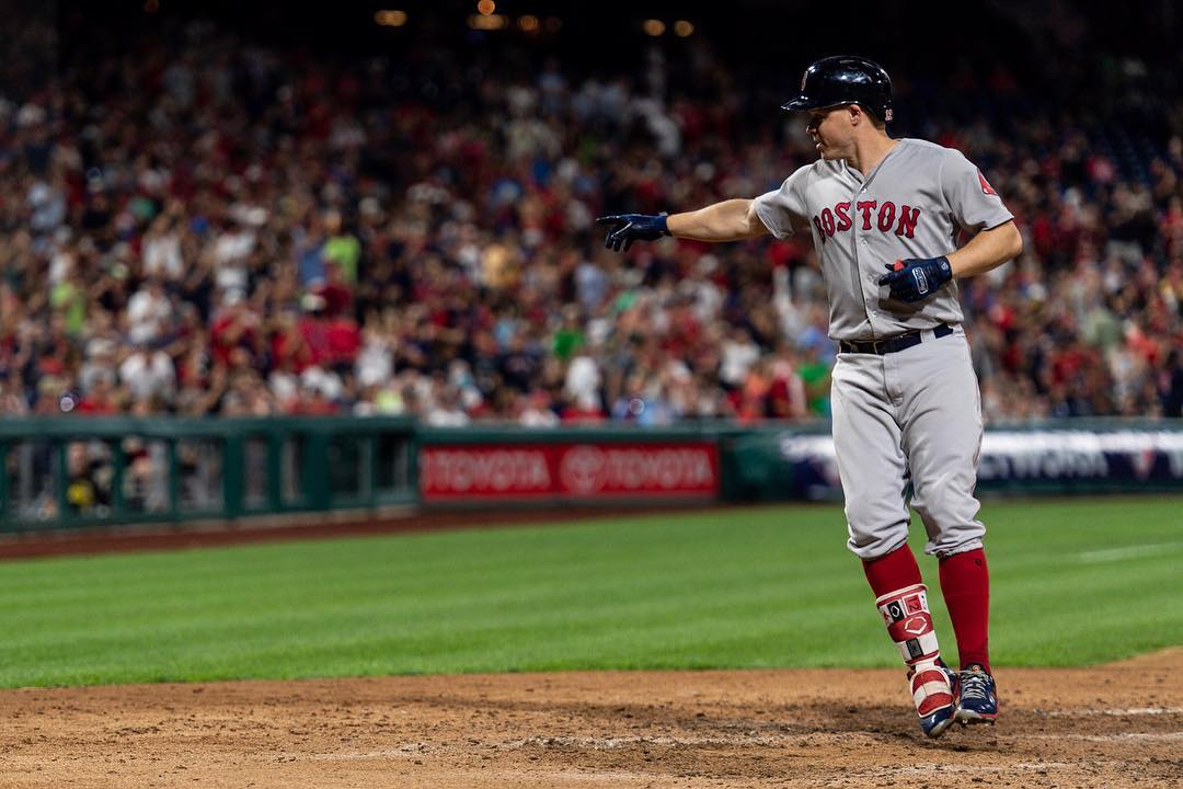 RECAP: Brock Holt's Eighth Inning Pinch-Hit Home Run Lifts #RedSox to Tight 2-1 Win overPhillies.
