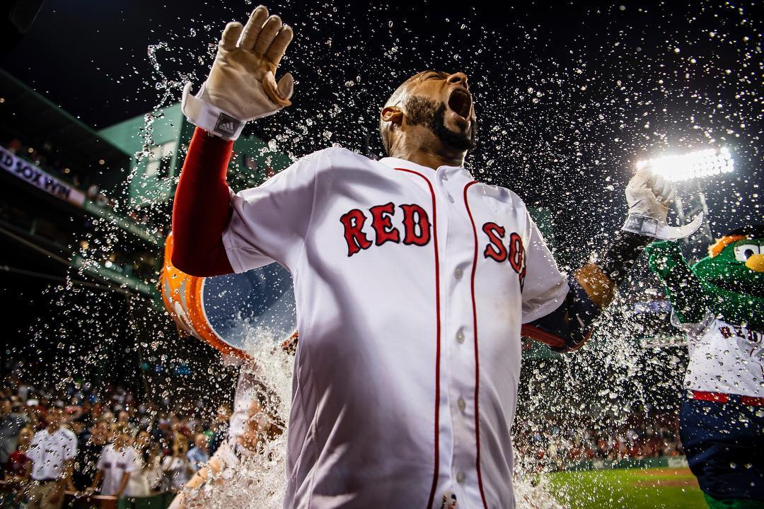 RECAP: Eduardo Nunez Walks It off in the Ninth as #RedSox Bounce Back Multiple Times to Put an End to Losing Streak.