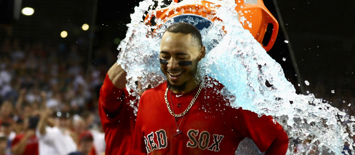 Blogging the Red Sox