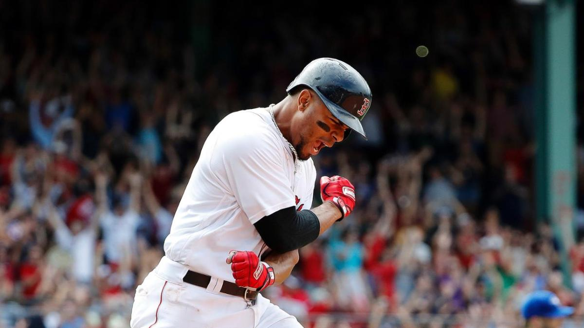 Xander Bogaerts Returns to #RedSox Lineup and Bats Fifth Saturday.