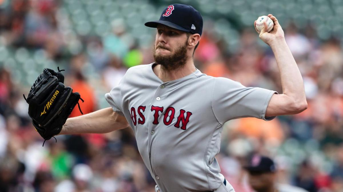 RECAP: Chris Sale Dazzles in Return from DL as #RedSox Complete Four-Game Sweep of Orioles in Three Days.