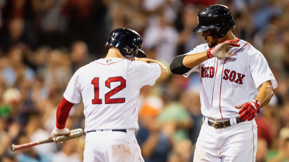 RECAP: Xander Bogaerts Homers Twice as #RedSox Halt Losing Streak at Three in 10-4 Win over Indians.