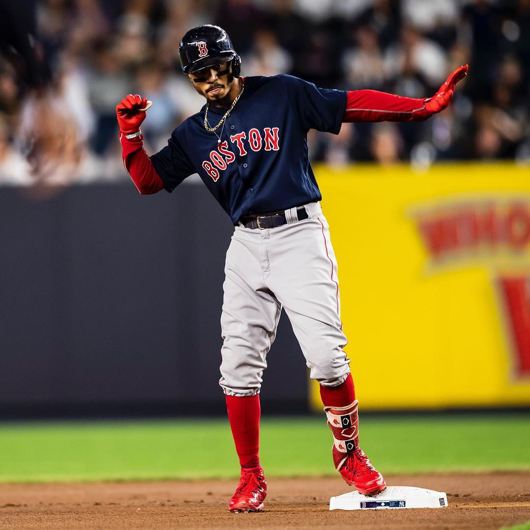 #RedSox Clinch Third Consecutive American League East Title with 11-6 Win over Yankees.