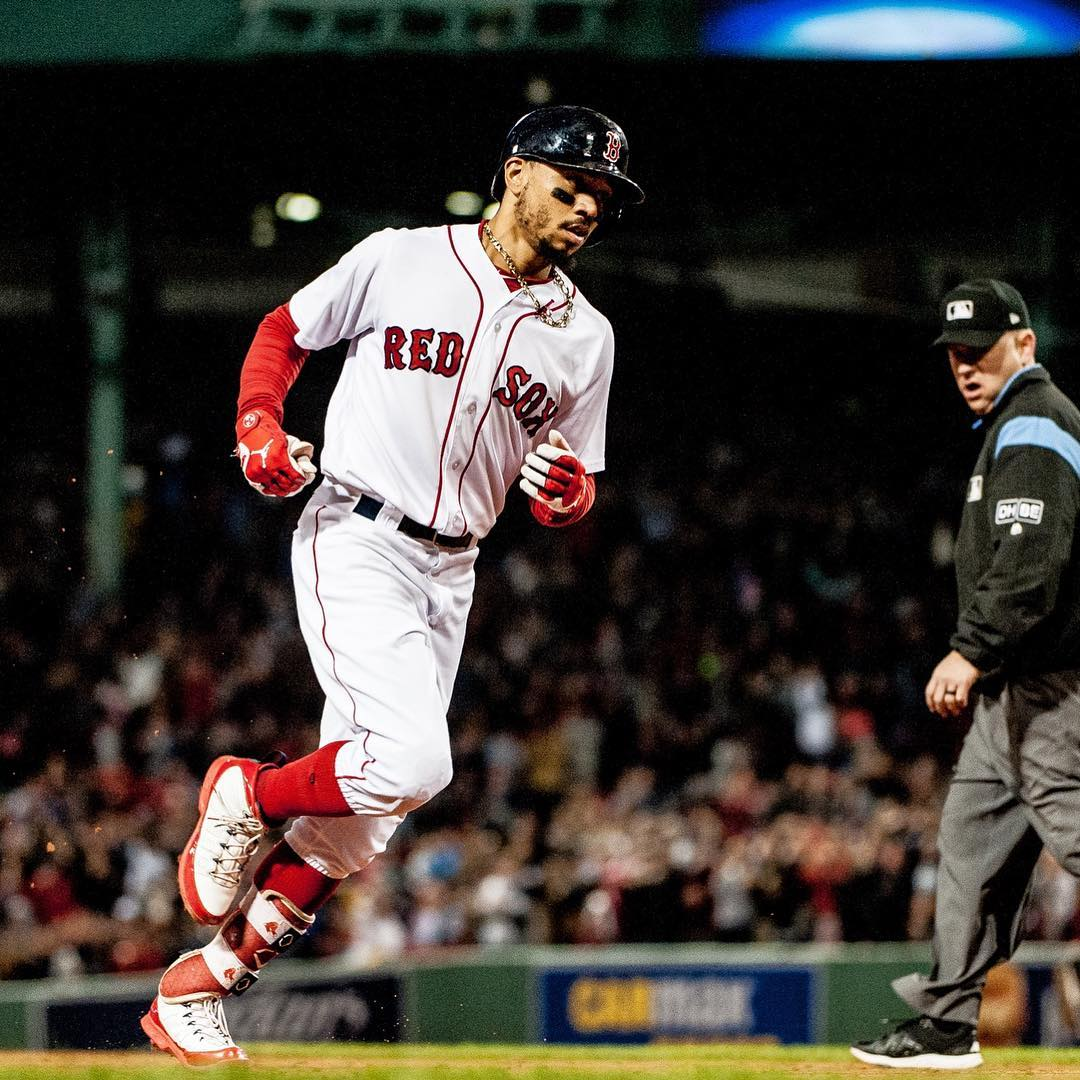 #RedSox Make History and Clinch Home Field Advantage with 106th Win of Season.