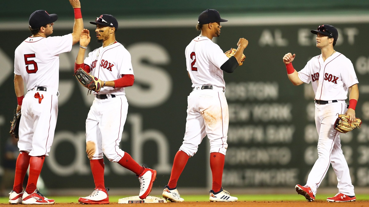 Predicting the #RedSox' 25-Man ALDS Roster.