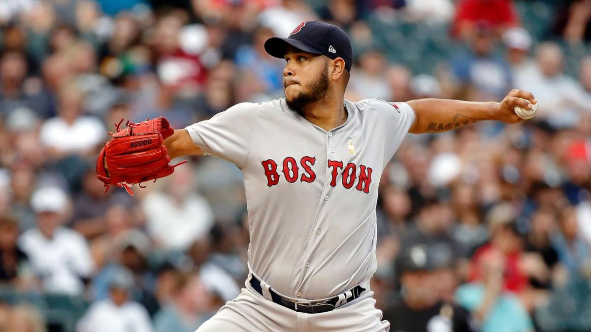 RECAP: Eduardo Rodriguez Dominates with 12 Strikeouts in First Start Back from DL as #RedSox Cruise to 6-1 Win over White Sox.