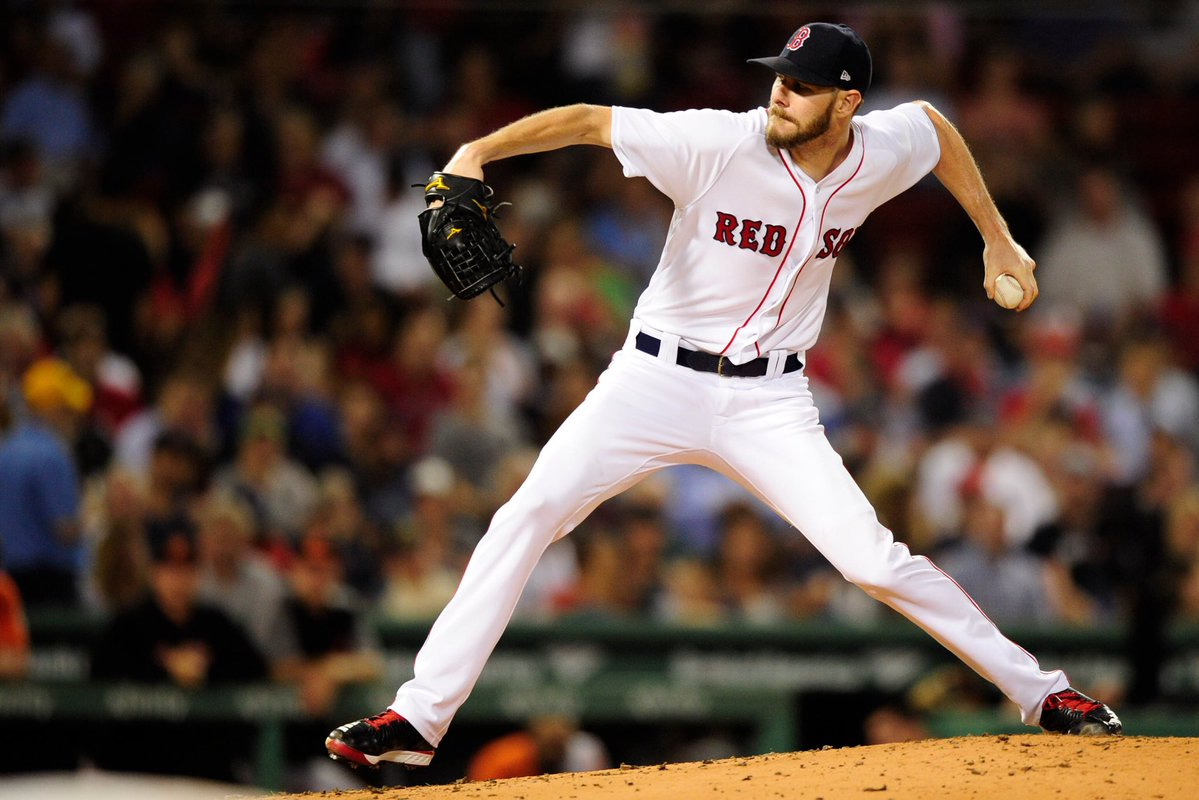 Chris Sale Allows Three Runs, Fans Eight in Final Start Before Postseason.