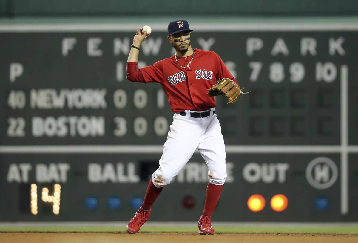 Mookie Betts at Second Base for the World Series? According to Alex Cora, That's a Possibility.