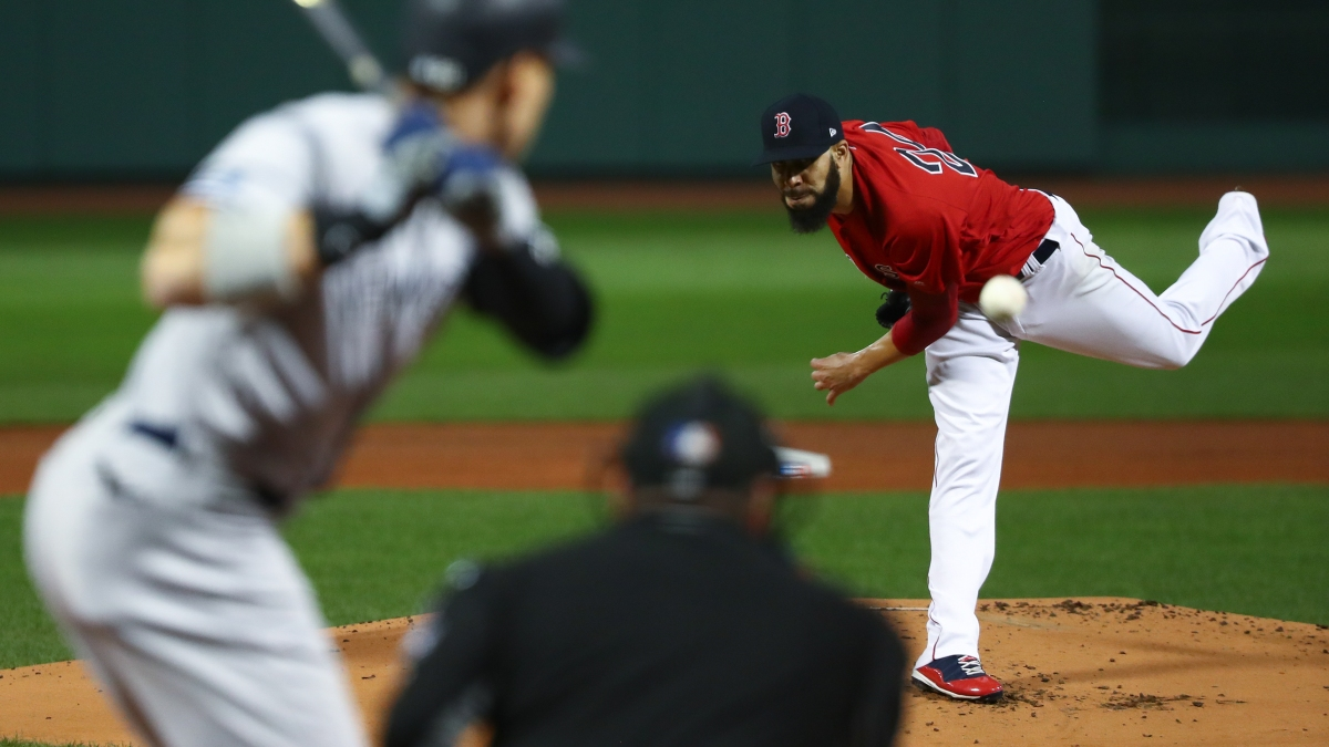 RECAP: David Price's Postseason Struggles Continue as #RedSox Drop Game Two of ALDS to Yankees.