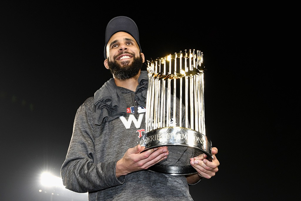 David Price Proved His Doubters Wrong in a Tremendous Way ThisOctober.