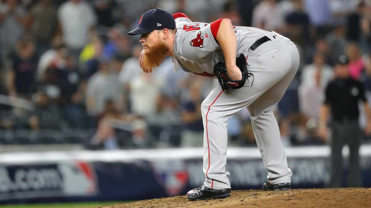 #RedSox Extend Qualifying Offer of $17.9 Million to CraigKimbrel.